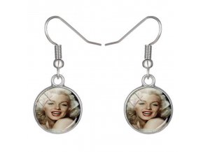 Náušnice - Marilyn Monroe
