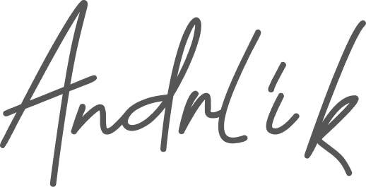 Andrlík podpis