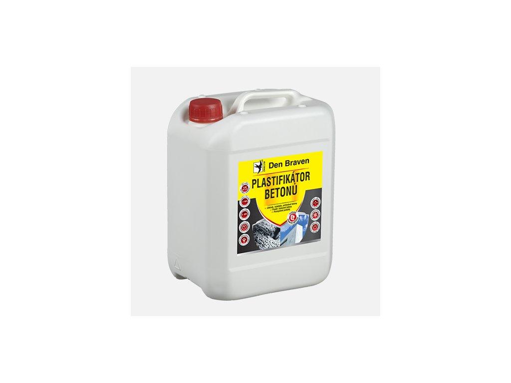 plastifikator betonu 5l