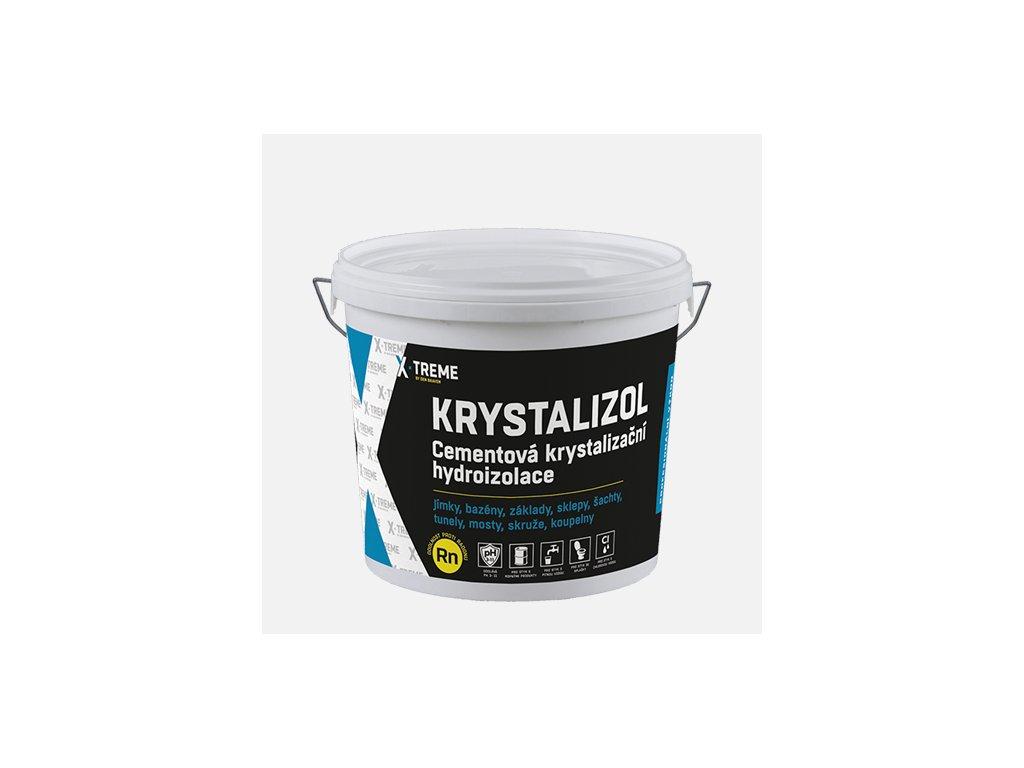 cementova krystalizacni hydroizolace krystalizol