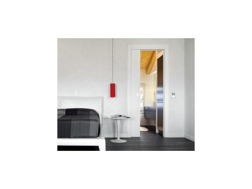 stavebne puzdro eclisse jednokridlove verzia murivo hrubka dokoncenej steny 150mm dverny priechod 1500x2550mm