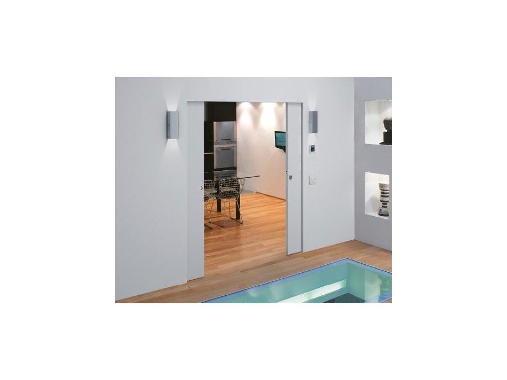 stavebne puzdro eclisse syntesis luce dvojkridlove verzia murivo hrubka dokoncenej steny 150mm dverny priechod 1230x1993mm