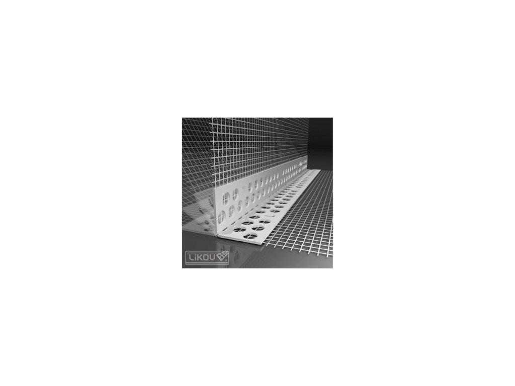 PVC flexibilny rohovnik LK Box likov