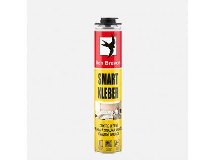 Smart Kleber PUR pena pištoľová dóza 750 ml žltá