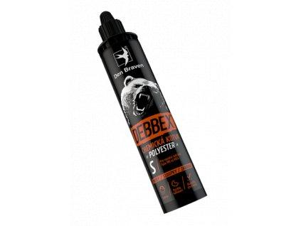 Chemická kotva POLYESTER kartuša 300 ml šedá