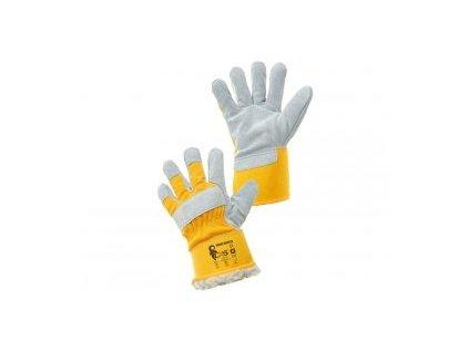 kombinovane zimne rukavice dingo winter vel 11
