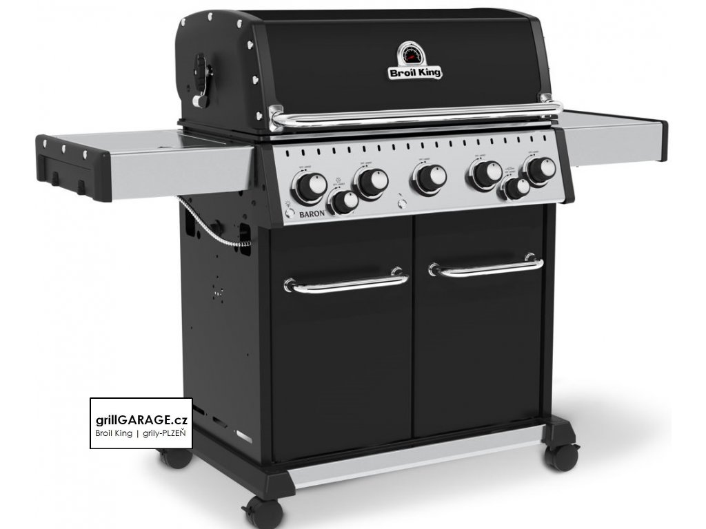broil king baron 590 b1x grillGARAGE