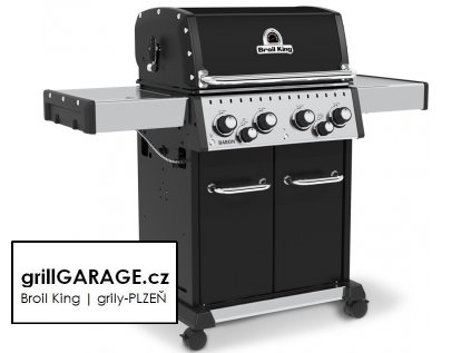 broil king baron490 2021 b2x grillGARAGE