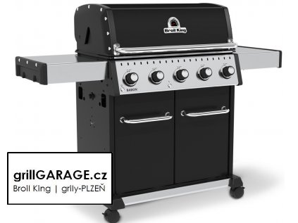 broil king baron 520 b1x grillGARAGE