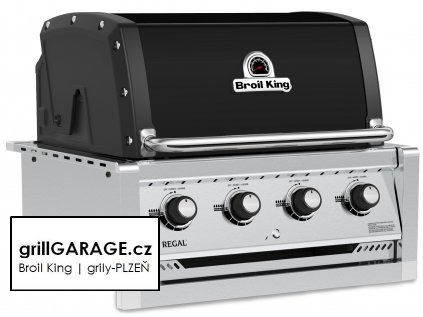Broil King Built in Regal 420 1 grillGARAGE cz