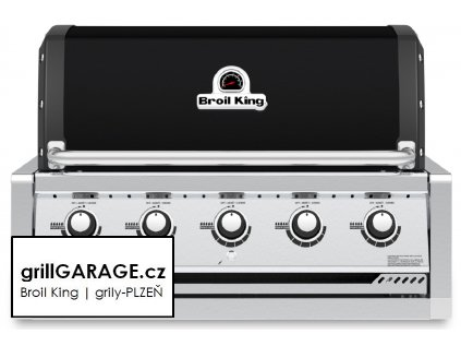 Broil King Built in Regal520 grillGARAGE cz