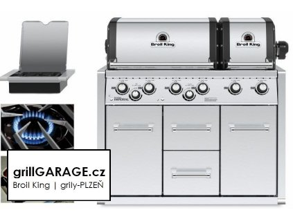 Broil King Built in Imperial S690 BIC grillGARAGE cz