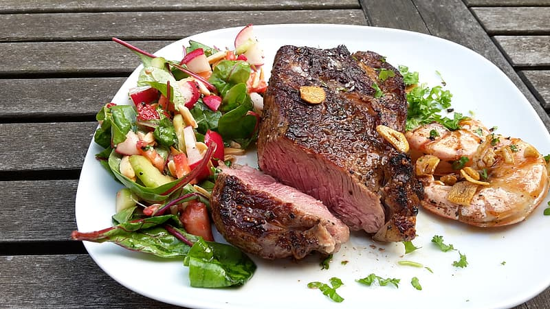 well-done-steak-on-plate