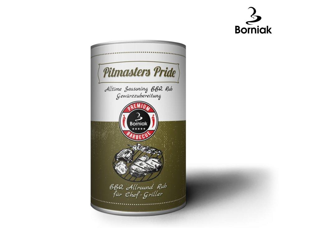 Koření mixture Pitmaster Borniak