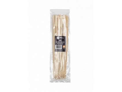 Bambusové špízy 30cm/25ks BBQ Grill Fanatics