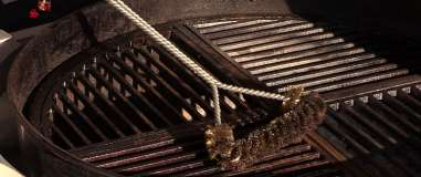 Čištění grilovacího roštu - jak na to?