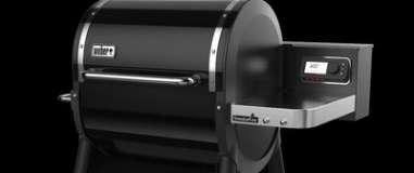 Peletové grily Weber SmokeFire EX4 GBS a EX6 GBS