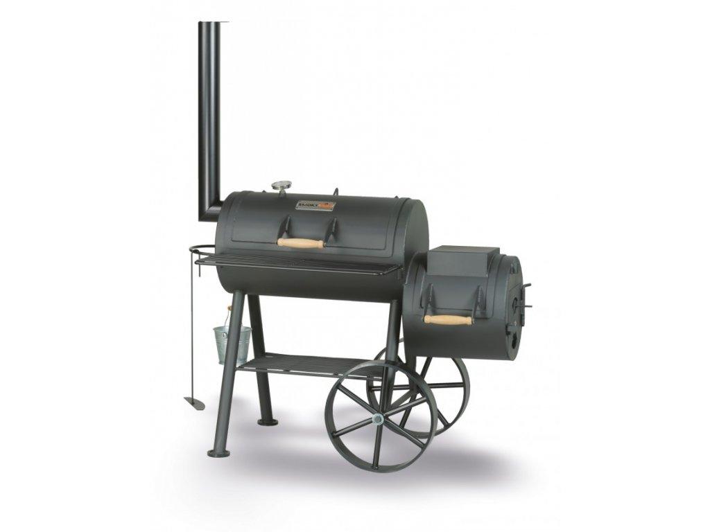 Gril na dřevo Smoky Fun Tradition 5
