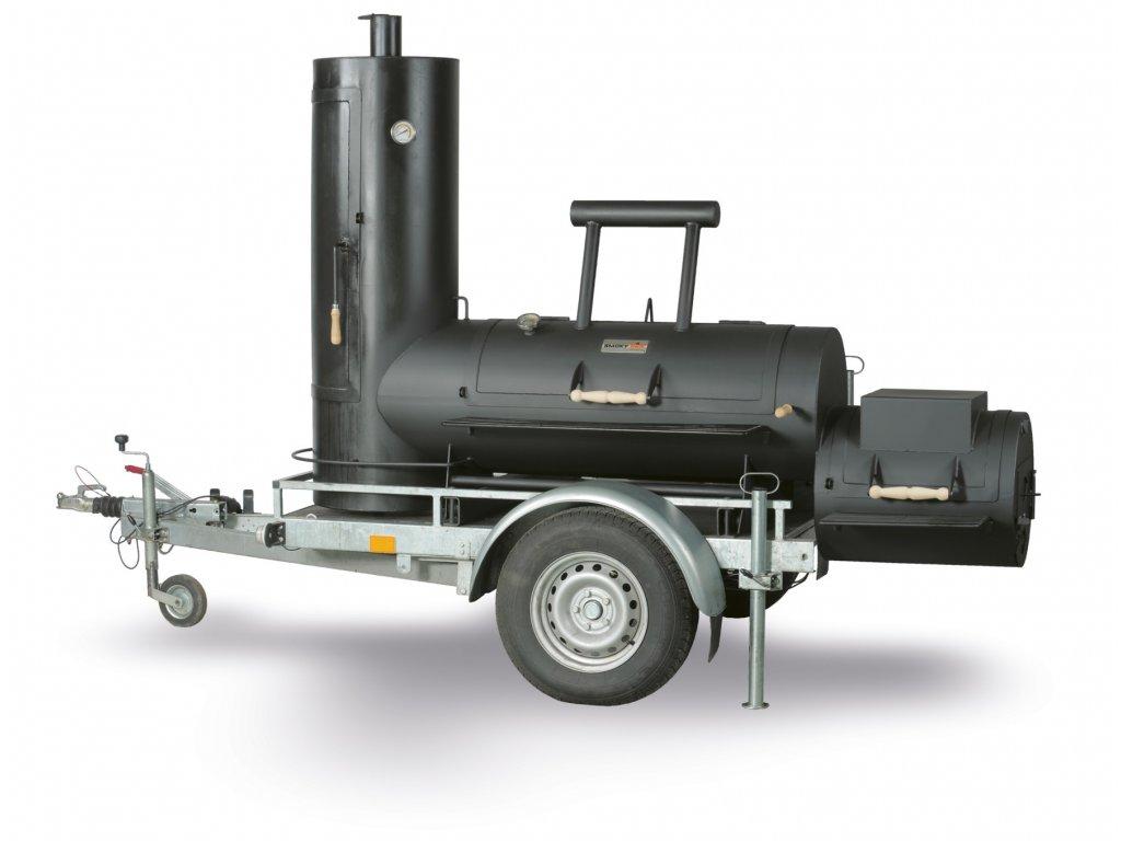 Smoky Fun BBQ přívěs Big Chief 20´´
