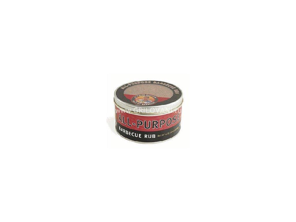 Univerzální grilovací koření, 170 g