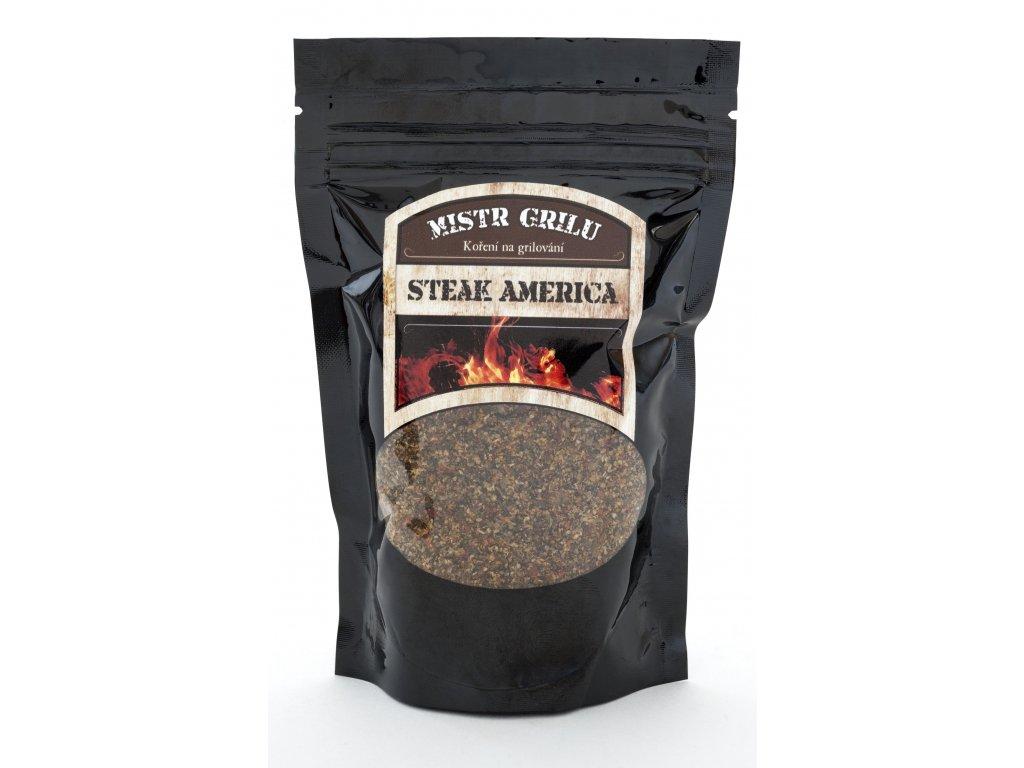 Grilovací koření - Steak America, 150g