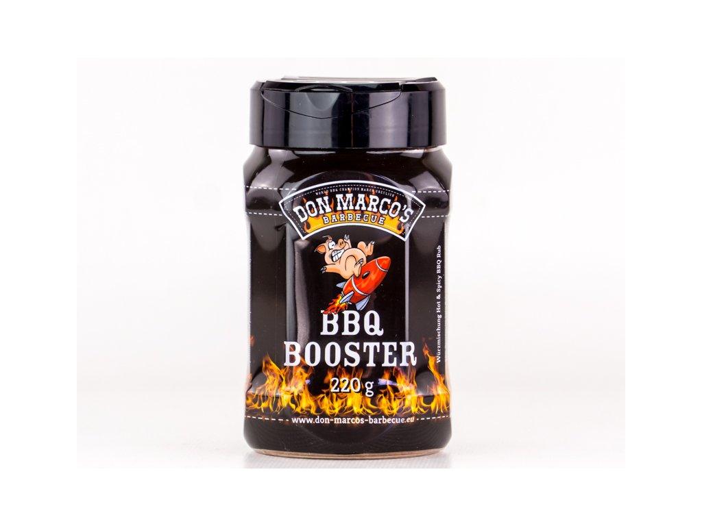 Grilovací koření BBQ Booster, 220g