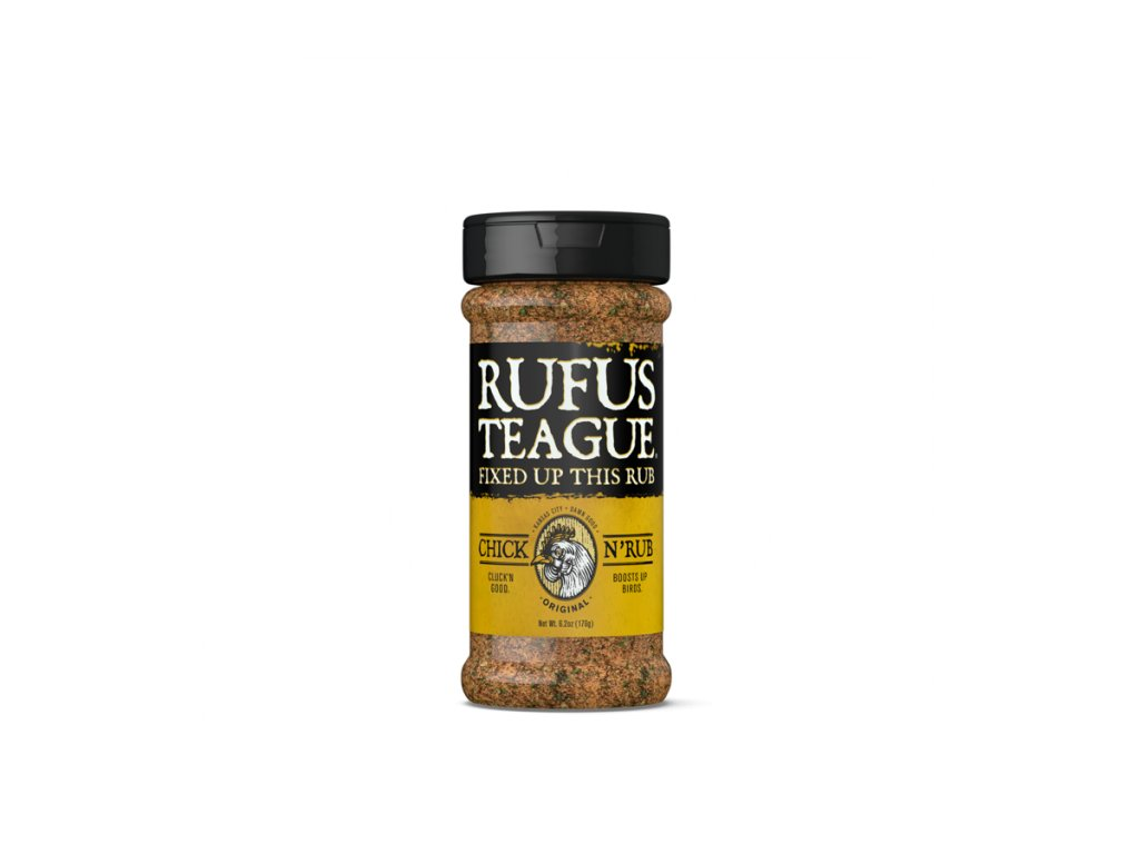 Grilovací koření Rufus Chick N´Rub, 170 g