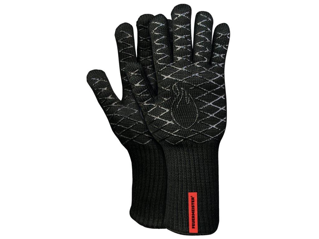 FEUERMEISTER kevlarové rukavice BBQ Premium (1 pár), vel. 10