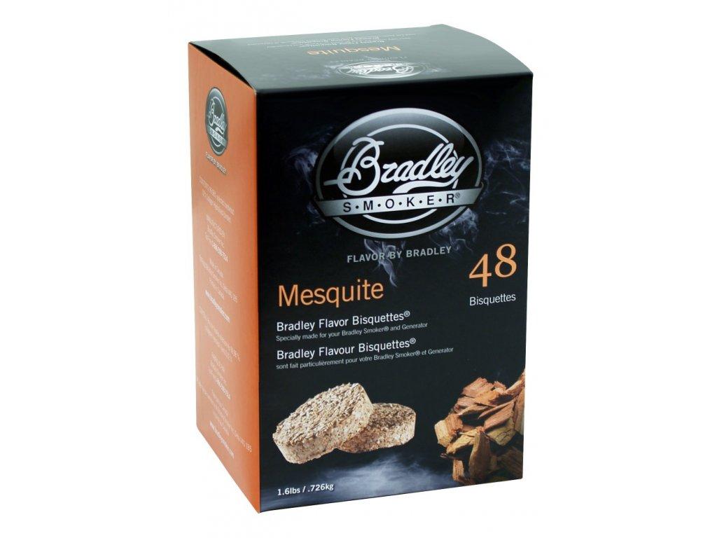 Udící briketky Mesquite - 48ks
