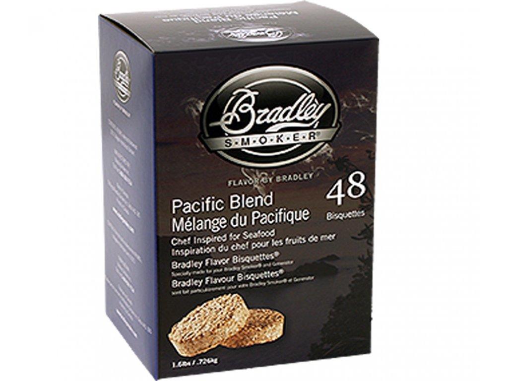 Udící briketky Pacific Blend - 48ks