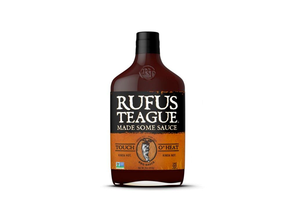 BBQ omáčka Rufus Teague Touch O´ Heat, 454 g