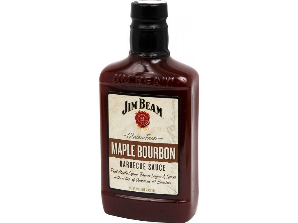 Jim Beam Maple Bourbon BBQ Sauce, 510g