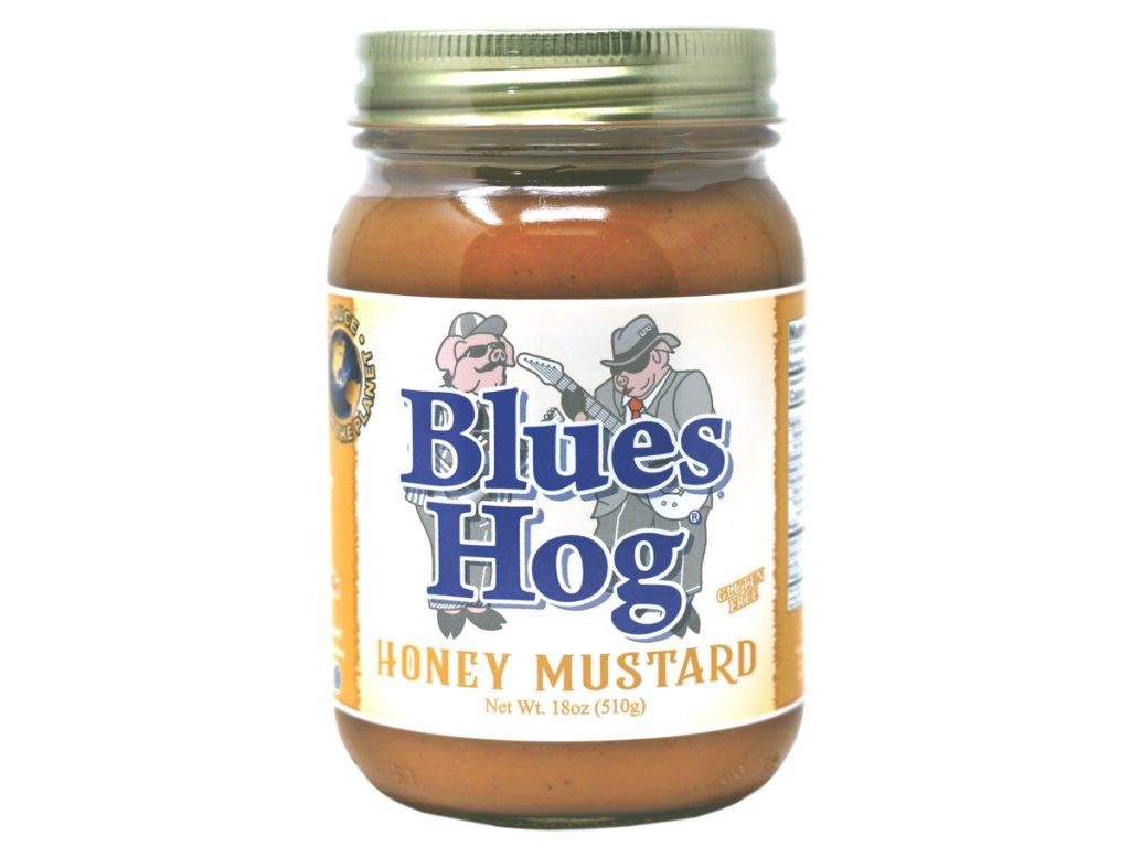 Blues Hog Honey Mustard Sauce, 510g