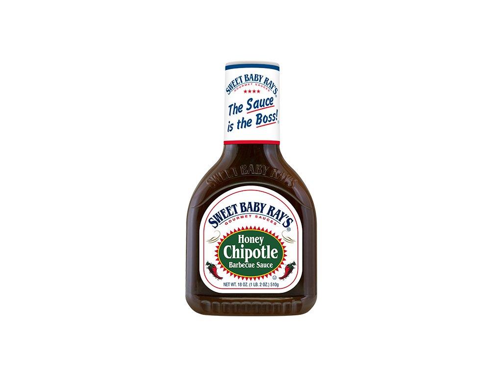 BBQ omáčka Sweet Baby Ray´s Honey Chipotle, 510 g