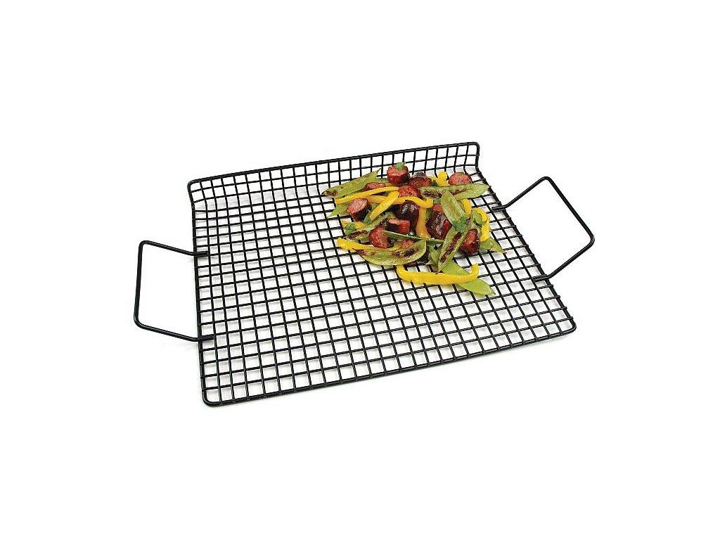 Grilovací mřížka s menšími oky