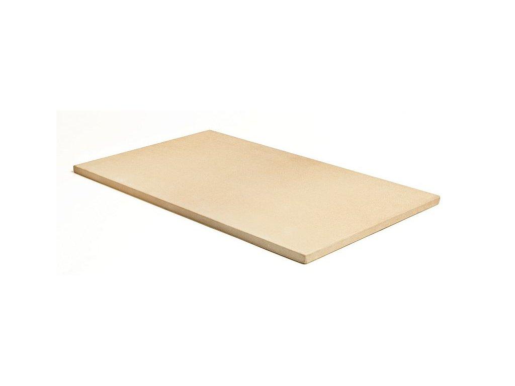 Obdelníkový pizza kámen 57 x 34 cm, cordierit