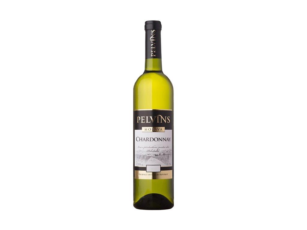 Pelvins Chardonnay - pozdní sběr 2014