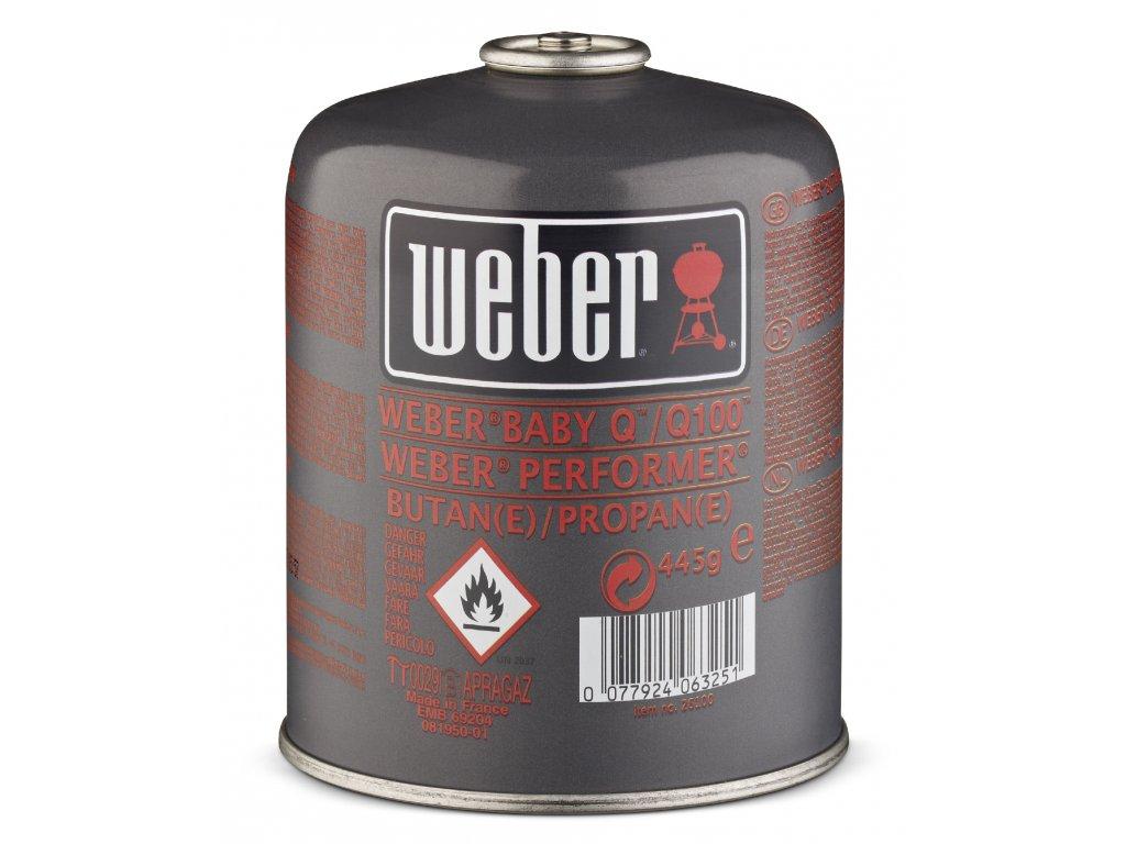 Plynová kartuš Weber