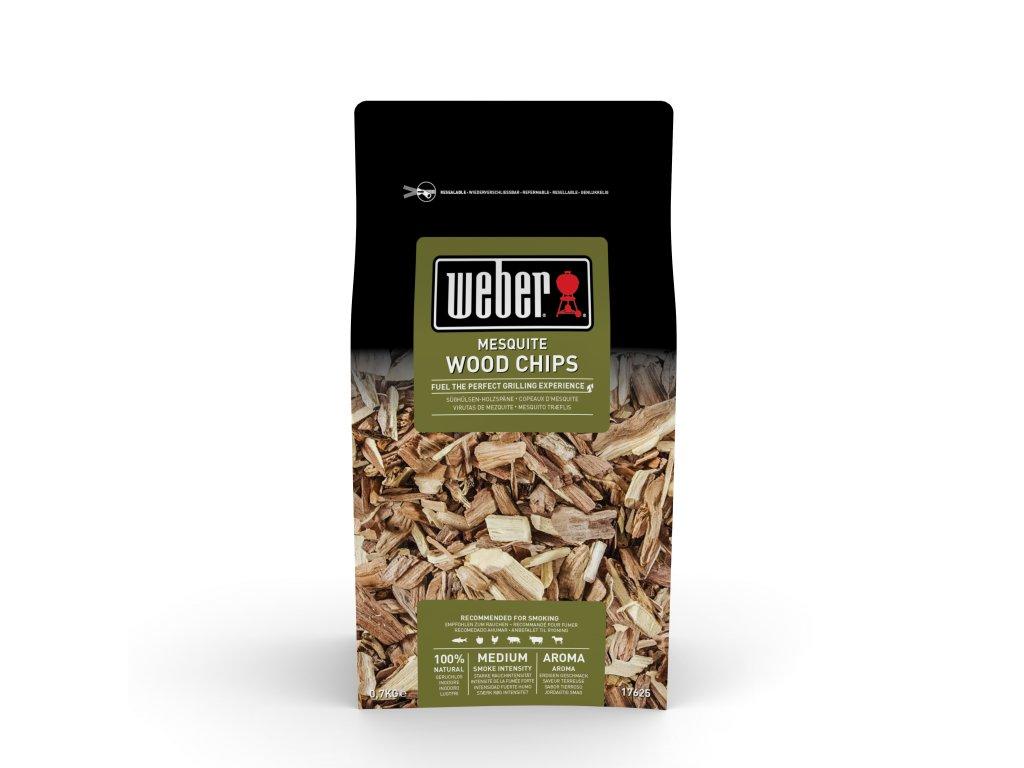 Weber dřevěné lupínky k uzení MESQUITE