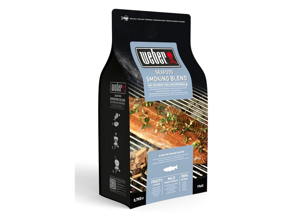 Weber dřevěné lupínky k uzení RYB