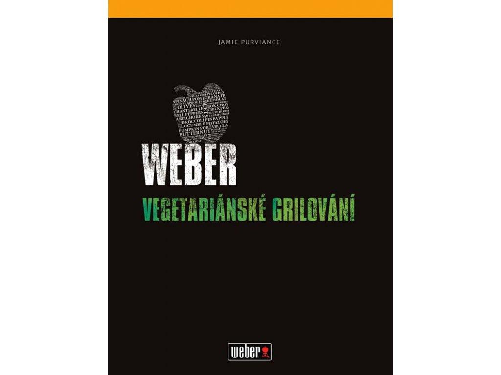 Jamie Purviance - Weber Vegetariánské grilování