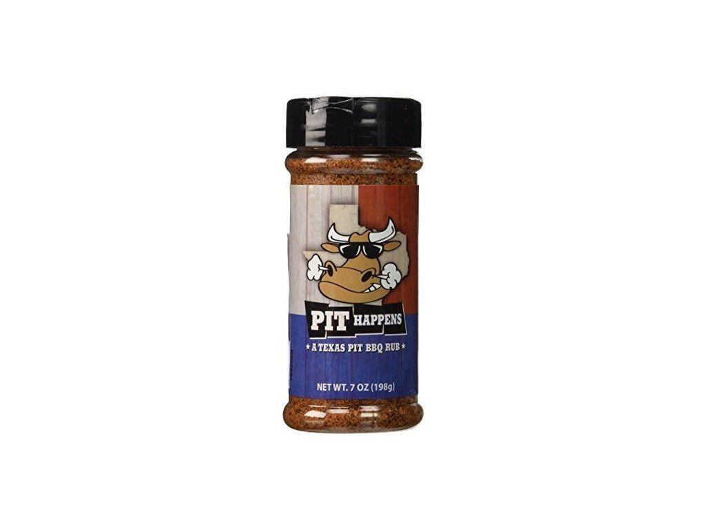 Pit Happens Texas Pit BBQ Rub, 198g
