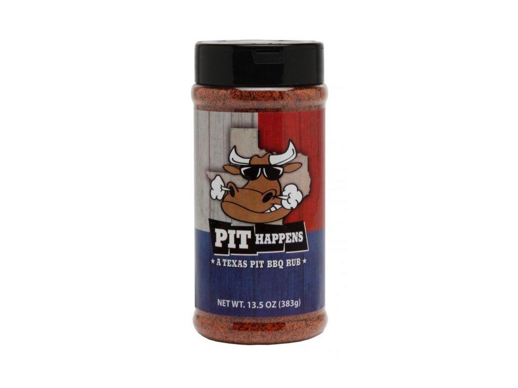 Pit Happens Texas Pit BBQ Rub, 383g