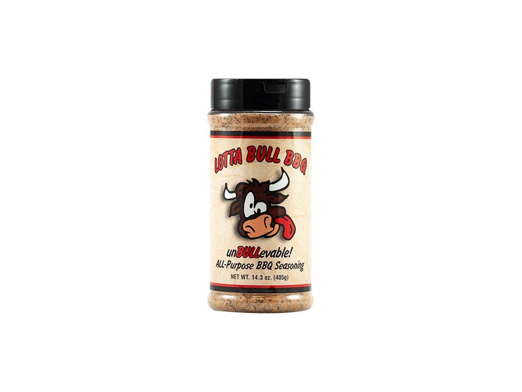 "Lotta Bull BBQ Un""Bull""evable All-Purpose Rub, 405g"
