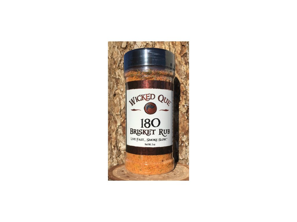 Wicked Que 180 Brisket rub, 142 g