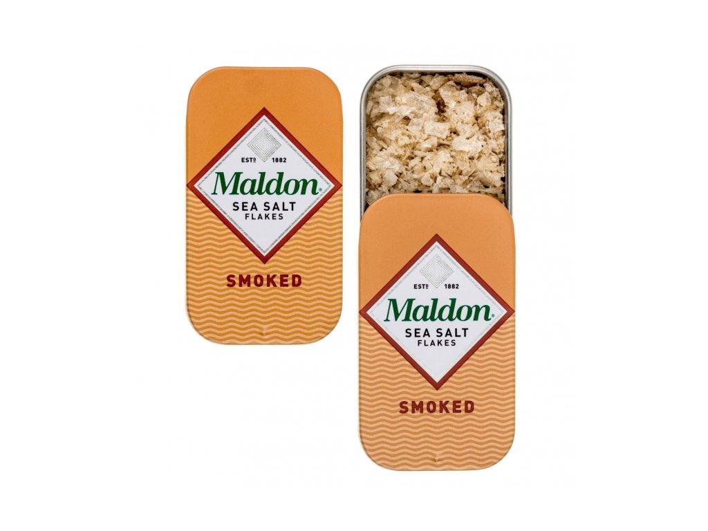Maldonská mořská sůl - uzená 10g