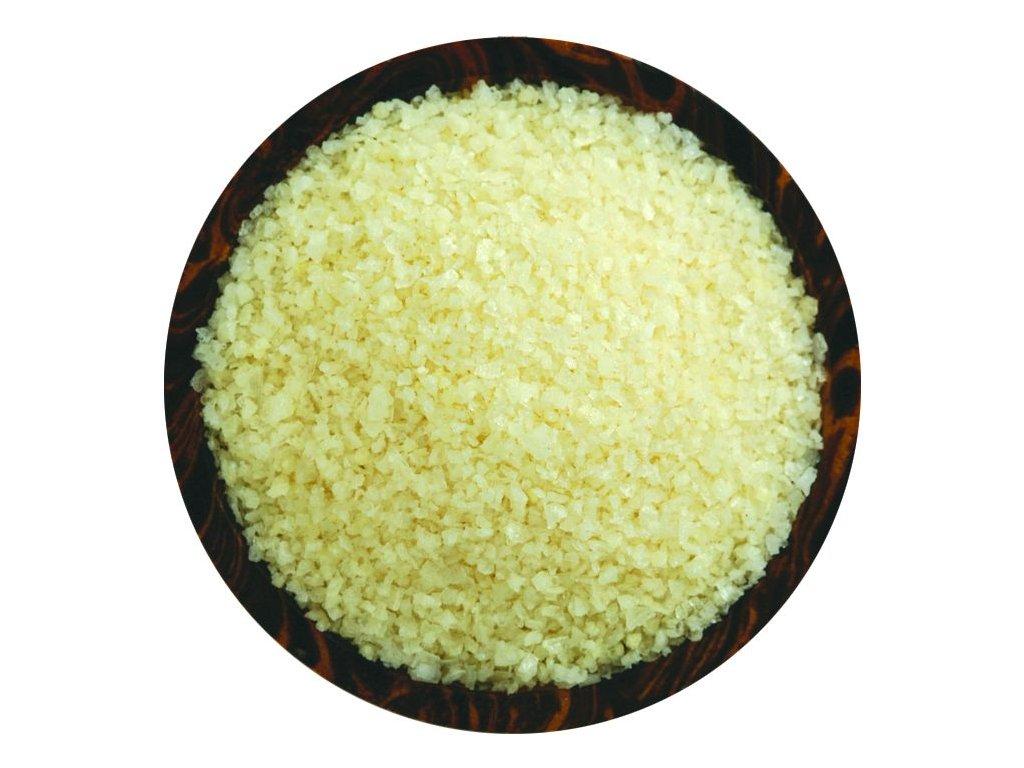 LEMON TWIST - ochucená mořská sůl, 80g