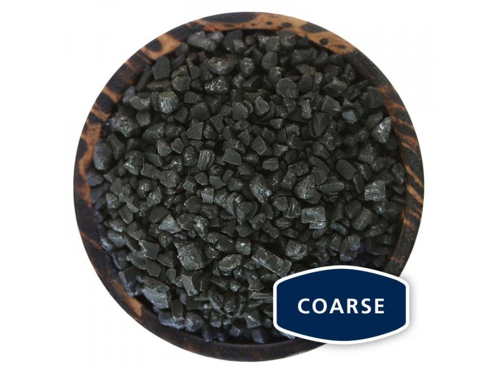 Černá havajská mořská sůl - Coarse, 100 g