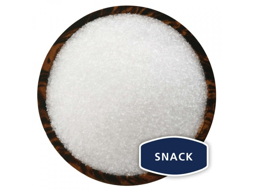 PURE OCEAN® Snack - výběrová sůl z Atlantského oceánu, 100g