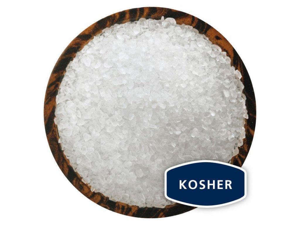 PURE OCEAN® Kosher - výběrová sůl z Atlantského oceánu, 100g
